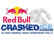 Logo Red Bull Crashed Ice